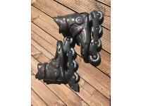 Rollerblade in-line skates