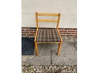 Pine chair