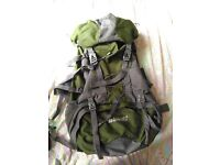 Karrimor Skido 65 Rucksack - Like new. Used only once.