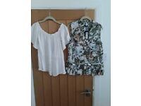 BRAND NEW ladies TOPS all size 12 from M& S