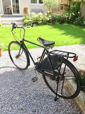 Men's Pashley sovereign roadster bike