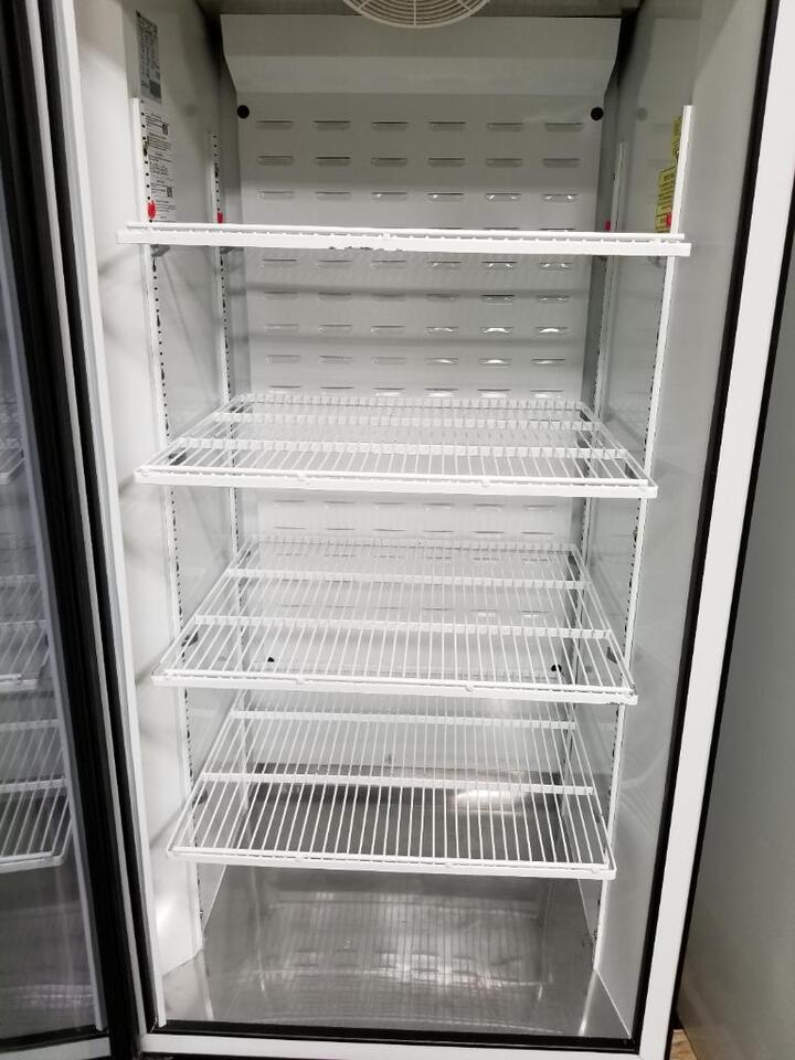 Used Commercial Glass Door Freezers For Sale Business Industrial