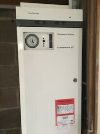 Johnson&Stanley Economaire32 cleanair warm air boiler