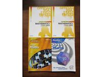 National 4 and 5 grade revision guides and Past Papers for Maths