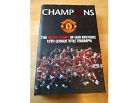 Champions: The Inside Story of Our Historic 19th League Title Triumph by MUFC