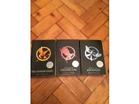 The Hunger Games Trilogy Complete Bookset - great condition