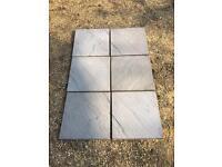 Paving slabs 450x450mm