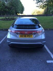FSH Honda main dealer, genuine mileage, Honda Warranty till Sept 18, 2 original keys