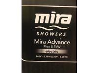 Mira advance shower