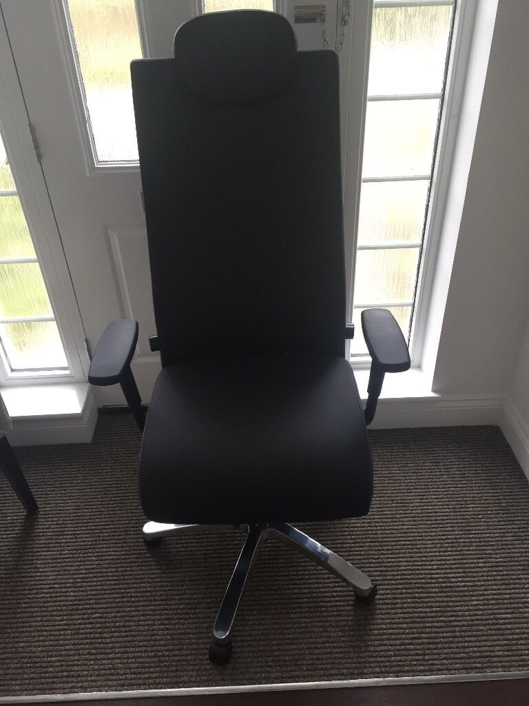 Topstar Big Star German Heavy Duty Office Chair Rrp New