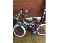 Job lot kids bikes and scootera
