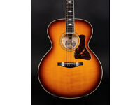 Collings SJ Sunburst with LR Baggs Anthem SL - Incredible condition!