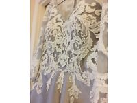 Stunning Veni Infantino (Ronald Joyce) dress size 14 from Catherines of Partick.
