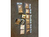 Plug sockets/light switches (new)