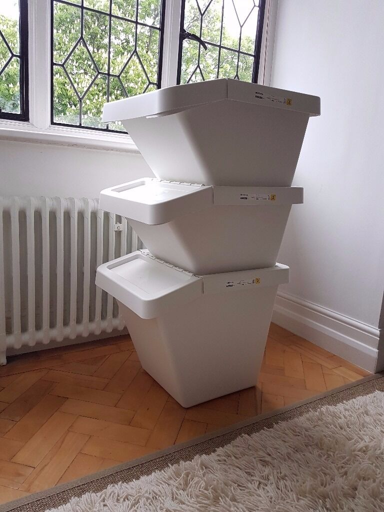 London Bedroom Bin