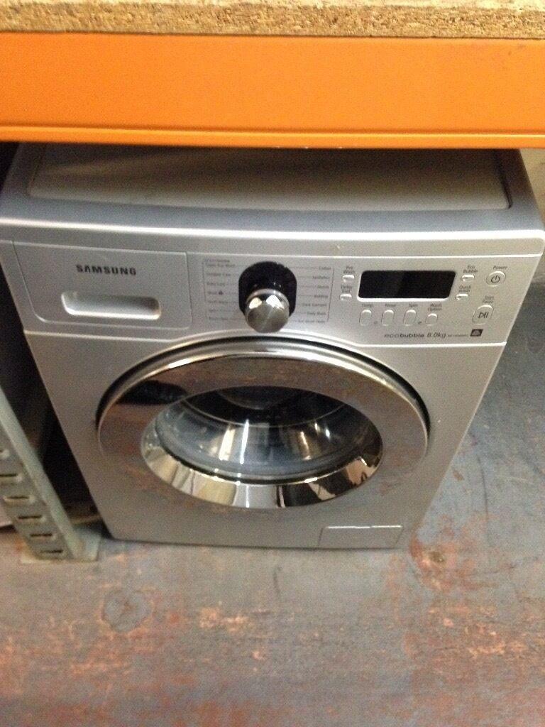 reconditioned washing machine