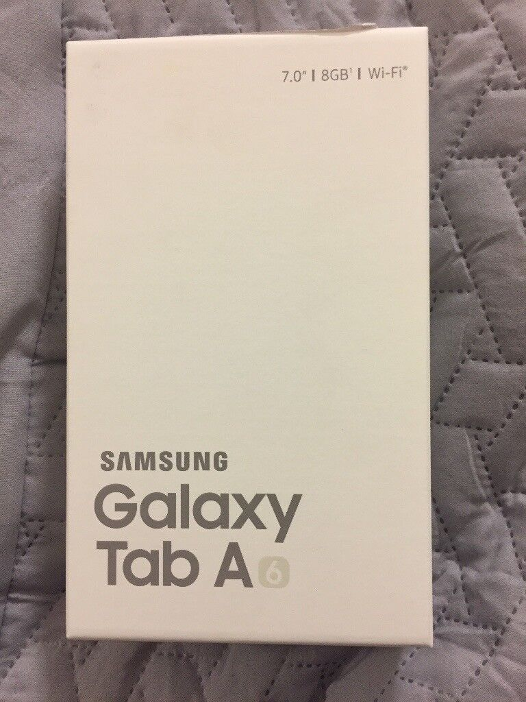 Samsung Galaxy Tab A 7inch
