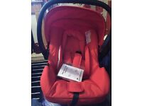 Car seat from birth