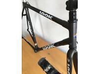Look KG361 Carbon Road Racing Frame 54
