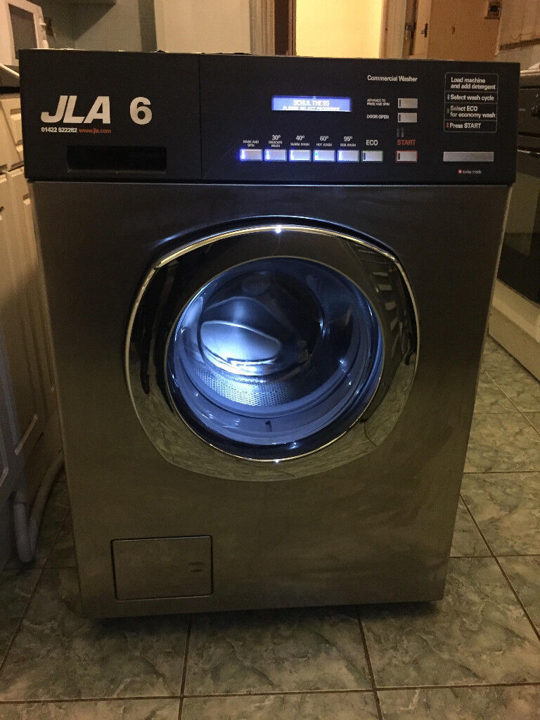 Schulthess [ Swiss Made ] 8120 Comercial Washing Machine & Primus Drier