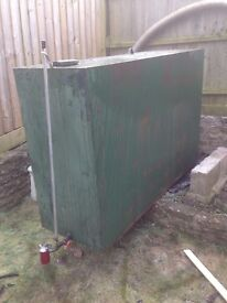 oil tank for sale 1300ltr or more