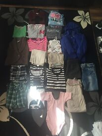 Bundle if girls clothes