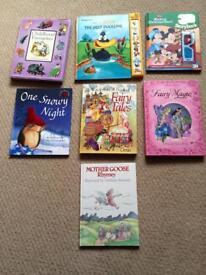 Children Books Bundle Baby Toddler