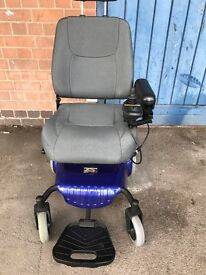 Electric Mobility Rascal Compact Power-chair.