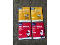 Brand new Bond 11+ Maths Books