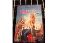 DVD the lizzie McGuire movie