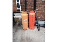 Gas Cylinder Propane 47 kg