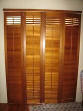 Cedar window and door shutters. Can be sold separately. Northbridge Willoughby Area Preview