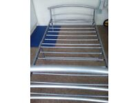 Single metal bed frame £12 only