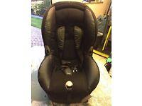 Maxi Cosi Priorifix Isofix Child Car Seat 9-18kg - BLACK