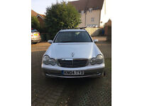 Mercedes Benz C CLASS Diesel Estate (2004) Automatic - Tow Bar - Great condition