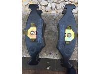 Ford Sierra brake pads