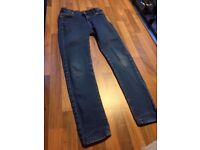 Girls 9-10yr Jeans (3 pairs in total), pet and smoke free