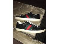 Gucci Ace Trainers Size 9