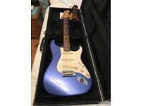 American Fender Stratocaster 60th anniversary edition