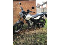 Derbi Senda 125 cc Cross City