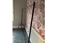 6ft x 5ft clothes rail