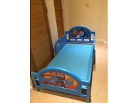 Blue thomas the tank engine toddler bed