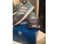 Adidas trainers - size 8