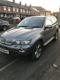 bmw x5 3.0 D full year mot