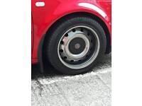 Vw deep dish wheels