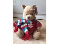 Disney Store Winnie the Pooh Teddy Bear