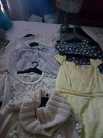 Ladies & mens clothing