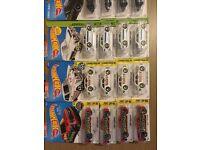 Hot wheels cars focus rs mk1 escort