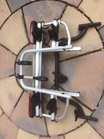 BMW X1 bike carrier