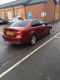 BMW 3 series 320d turbo diesel 2010